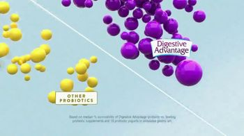 Schiff Digestive Advantage Probiotics TV Spot, '100 Times Better' - Thumbnail 7