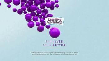 Schiff Digestive Advantage Probiotics TV Spot, '100 Times Better' - Thumbnail 8