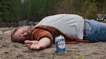 Busch Beer TV Spot, 'Bear: Cold Activated Cans' - 2224 commercial airings