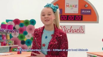 Michaels TV Spot, 'Nickelodeon: JoJo Siwa Decorates a Shirt' - Thumbnail 9