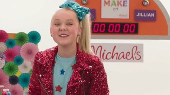 Michaels TV Spot, 'Nickelodeon: JoJo Siwa Decorates a Shirt' - Thumbnail 3