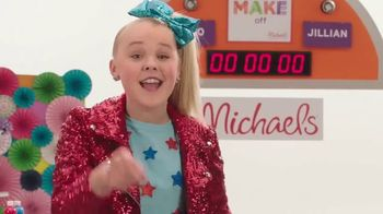 Michaels TV Spot, 'Nickelodeon: JoJo Siwa Decorates a Shirt' - Thumbnail 4