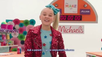 Michaels TV Spot, 'Nickelodeon: JoJo Siwa Decorates a Shirt' - Thumbnail 6