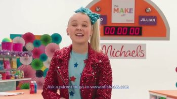 Michaels TV Spot, 'Nickelodeon: JoJo Siwa Decorates a Shirt' - Thumbnail 7