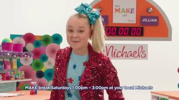 Michaels TV Spot, 'Nickelodeon: JoJo Siwa Decorates a Shirt' - Thumbnail 8