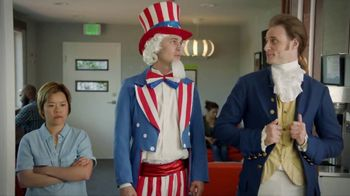 July 4 Honda Sales Event TV Spot, 'Patriotic Car Wash' Song by David Lindup [T2]