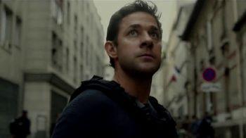 Amazon Prime Video TV Spot, 'Tom Clancy's Jack Ryan: Best Chance'