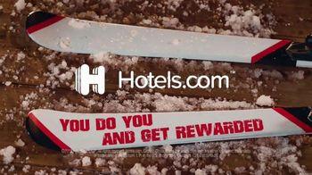 Hotels.com TV Spot, 'Dentists, Wetsuits and Mini-Horses' - Thumbnail 9