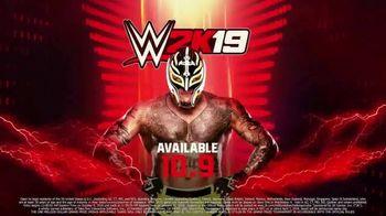 WWE 2K19 TV Spot, 'Rey Mysterio Pre-Order' Ft. AJ Styles, Asuka, The Miz - Thumbnail 8