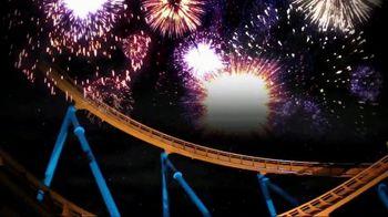 Six Flags July 4th Fest TV Spot, 'All-American Food Festival' - Thumbnail 1