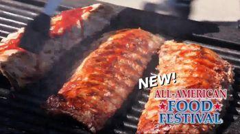 Six Flags July 4th Fest TV Spot, 'All-American Food Festival' - Thumbnail 10