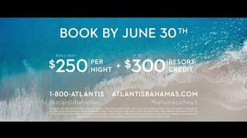 Atlantis Bahamas TV Spot, 'Bursting With Life: June' - Thumbnail 10