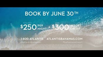 Atlantis Bahamas TV Spot, 'Bursting With Life: June' - Thumbnail 9