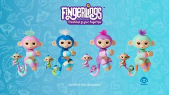 Fingerlings BFFs TV Spot, 'Two is Cuter Than One' - Thumbnail 6