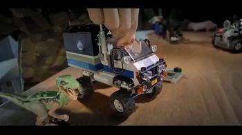 LEGO Jurassic World TV Spot, 'Dino Escape'