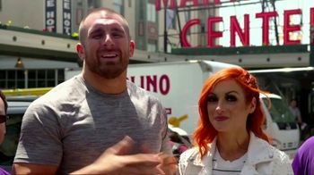 2018 Special Olympics TV Spot, 'Celebration' Feat. Mojo Rawley, Becky Lynch