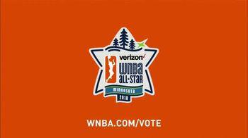WNBA TV Spot, 'Watch Me Work: Candice Dupree' - Thumbnail 4