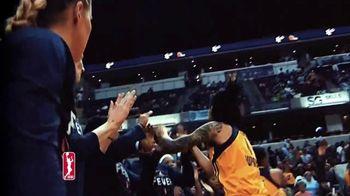 WNBA TV Spot, 'Watch Me Work: Candice Dupree' - Thumbnail 3