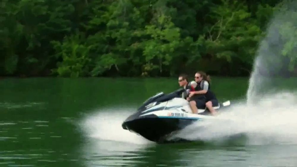Yamaha Motor Corp FX Waverunner TV Commercial, 'Luxury Experience' - Video