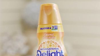 International Delight Caramel Macchiato TV Spot, 'Refined Taste' - Thumbnail 5