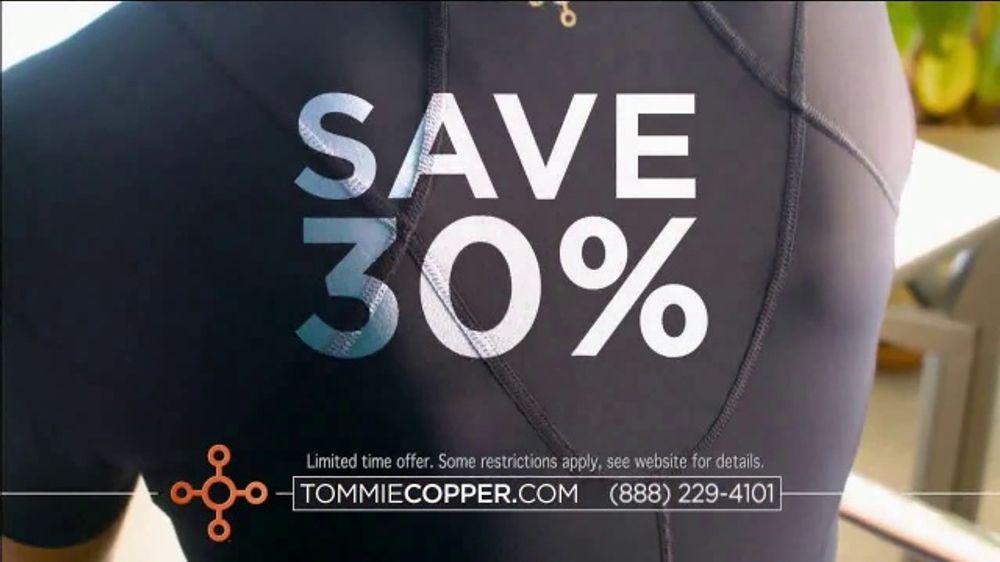 Tommie Copper Pro-Grade Shoulder Centric Support Shirt TV Commercial, 'Imagine'
