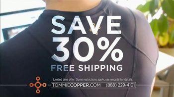 Tommie Copper Pro-Grade Shoulder Centric Support Shirt TV Spot, 'Imagine' - Thumbnail 8