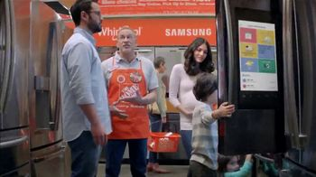 The Home Depot Red, White & Blue Savings TV Spot, 'Kitchen Suite' - Thumbnail 4