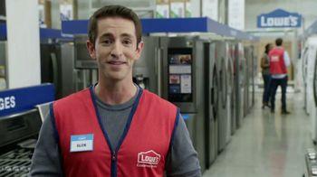 Lowe's TV Spot, 'Oven Moment: LG Kitchen Suite' - Thumbnail 7