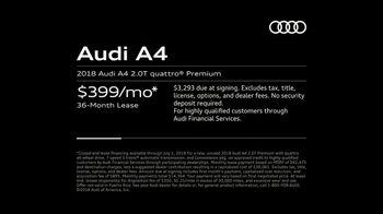Audi A4 TV Spot, 'Blinker' [T2] - Thumbnail 6