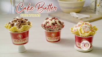 Cold Stone Creamery Cake Batter Creations TV Spot, 'Sweet Spot'