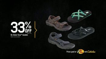 Bass Pro Shops Star Spangled Summer Sale TV Spot, 'Chairs and Sandals' - Thumbnail 6