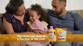 Arm & Hammer Plus OxiClean with Odor Blasters TV Spot, 'Life's Cycles' - Thumbnail 9