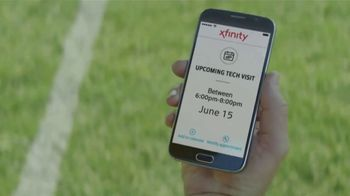 XFINITY My Account App TV Spot, 'Coach' - Thumbnail 5