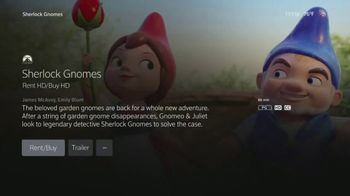 XFINITY On Demand TV Spot, 'X1: Sherlock Gnomes' - Thumbnail 7
