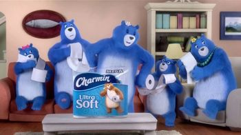 Charmin Ultra Soft TV Spot, 'Bears Can't Keep Their Paws Off Toilet Paper' - Thumbnail 10