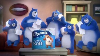 Charmin Ultra Soft TV Spot, 'Bears Can't Keep Their Paws Off Toilet Paper' - Thumbnail 8