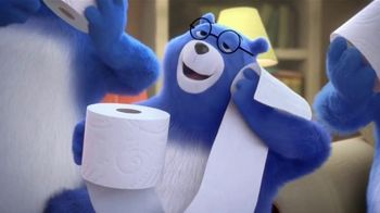 Charmin Ultra Soft TV Spot, 'Bears Can't Keep Their Paws Off Toilet Paper' - Thumbnail 9