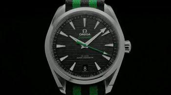 OMEGA Seamaster Aqua Terra TV Spot, 'Golf' - Thumbnail 6