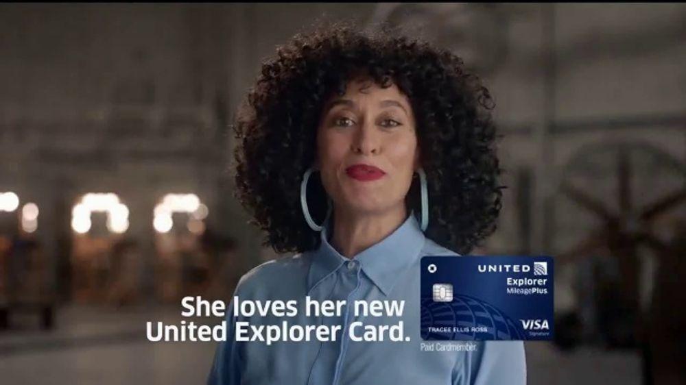 United Airlines Mileage Plus >> United MileagePlus Explorer Card TV Commercial, 'Joy' Feat ...