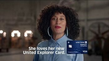 United MileagePlus Explorer Card TV Spot, 'Joy' Feat. Tracee Ellis Ross