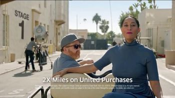 United MileagePlus Explorer Card TV Spot, 'Joy' Feat. Tracee Ellis Ross - Thumbnail 4