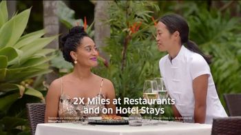 United MileagePlus Explorer Card TV Spot, 'Joy' Feat. Tracee Ellis Ross - Thumbnail 6