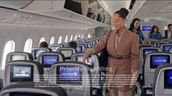 United MileagePlus Explorer Card TV Spot, 'Joy' Feat. Tracee Ellis Ross - Thumbnail 8