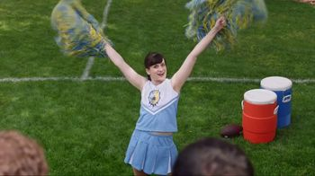 Snickers TV Spot, 'Cheerleader / Grandma' - 7110 commercial airings