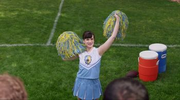 Snickers TV Spot, 'Cheerleader / Grandma' - Thumbnail 4