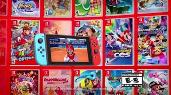 Mario Tennis Aces TV Spot, 'Swing Into Action' - Thumbnail 10