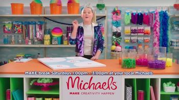 Michaels TV Spot, 'Nickelodeon: Goblies' Featuring JoJo Siwa - Thumbnail 9