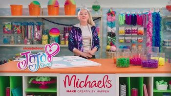 Michaels TV Spot, 'Nickelodeon: Goblies' Featuring JoJo Siwa - Thumbnail 2