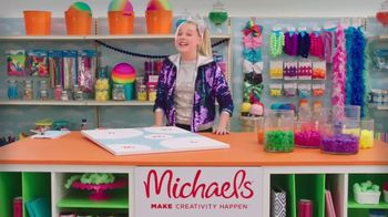 Michaels TV Spot, 'Nickelodeon: Goblies' Featuring JoJo Siwa - Thumbnail 3