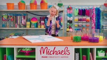 Michaels TV Spot, 'Nickelodeon: Goblies' Featuring JoJo Siwa - Thumbnail 5